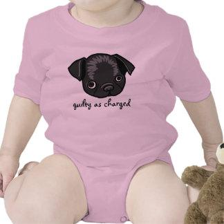 Guilty as Charged (design for girls) Romper
