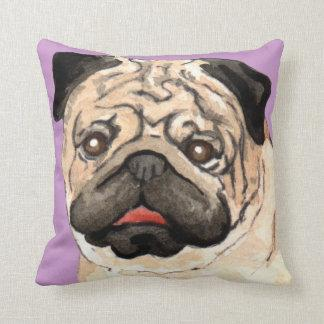 I Love my Pug Pillow