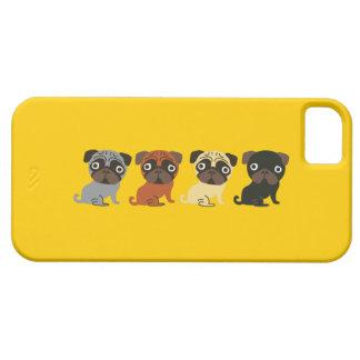 Pug Phone Case iPhone 5 Cover