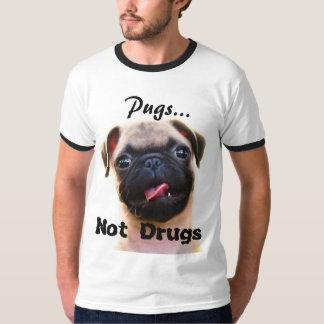 Pugs....not drugs T-Shirt