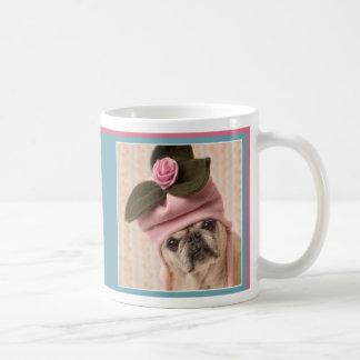 Adorable Pug Mug Gretta Rose of Pugs and Kisses