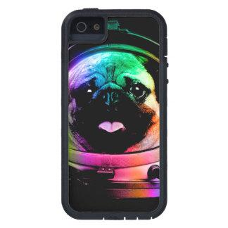Astronaut pug - galaxy pug - pug space - pug art iPhone SE/5/5s case