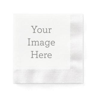 Create Your Own Coined Cocktail Paper Napkin