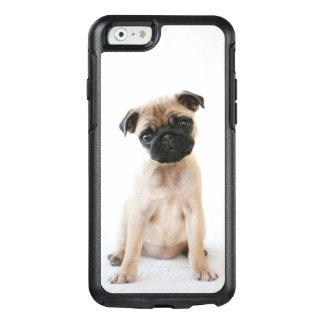 Cute Young Pug Dog OtterBox iPhone 6/6s Case