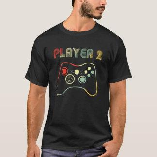 Player 1 Player 2 T-Shirt