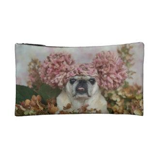 Pom Pom Pug Change Purse