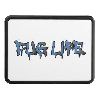 Pug Life Hitch Cover