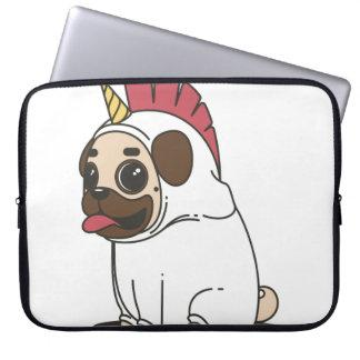 PUG UNICORN COMPUTER SLEEVE
