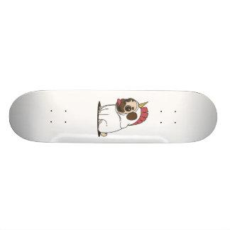PUG UNICORN SKATEBOARD