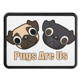 Pugs Hitch Cover
