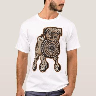 Steampunk Pug T-Shirt