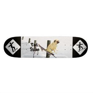 Tail Slide Skateboard
