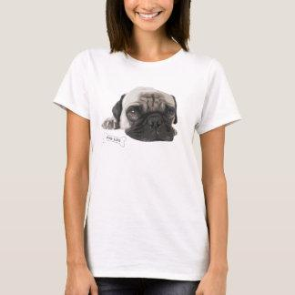 Women's Cute Pug T-Shirt