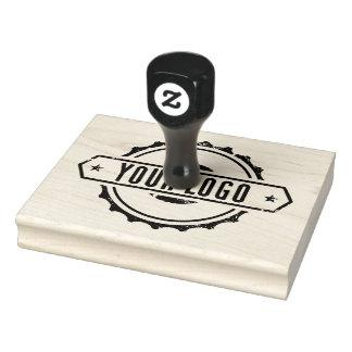 Your Business Logo Rubber Ink Stamp L